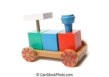 giocattolo legno
