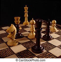 gioco, (2), scacchi