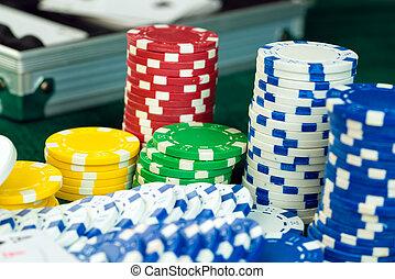 gioco azzardo scheggia, soldi