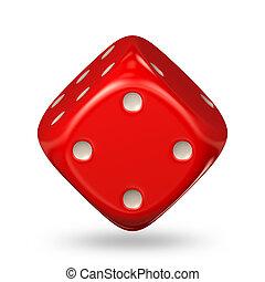 gioco, cubo