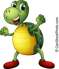 giocoso, tartaruga
