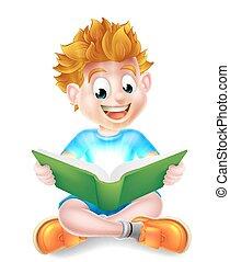 gioia, lettura