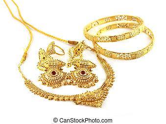 gioielleria, oro, matrimonio