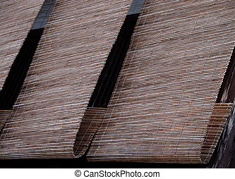 Gion Bamboo Blinds - characteristic bamboo blinds from gion-...