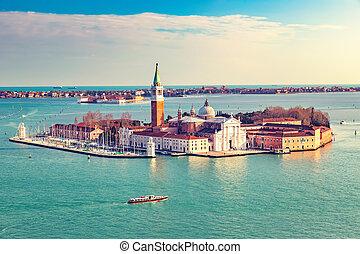 giorgio, venecia, san, isla, maggiore