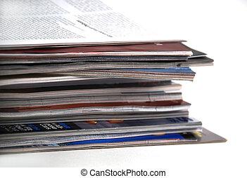 giornali, pubblicazione periodica