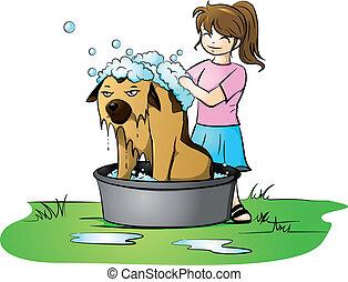 giorno, bagno