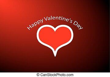 giorno, felice, valentine