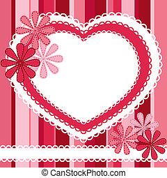 giorno, fondo, valentine