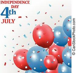 giorno indipendenza, 4 luglio