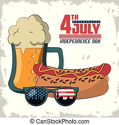 giorno, indipendenza, celebrazione