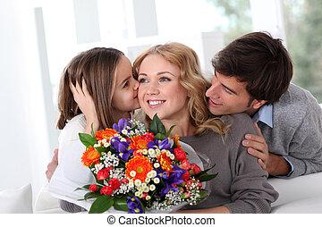 giorno madre, celebrazione famiglia