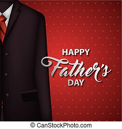 giorno padri, felice
