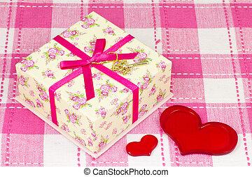 giorno, regalo, valentine