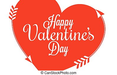 giorno valentines, bordo, cuore, fondo
