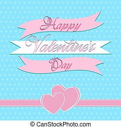 giorno valentines, cartolina auguri