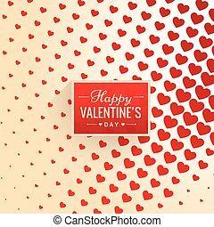 giorno valentines, celebrazione, scheda