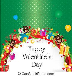 giorno valentines, cuore