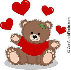 giorno valentines, o, compleanno