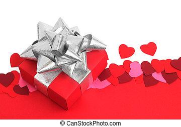 giorno valentines, regalo