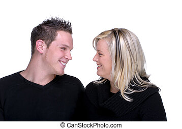giovane coppia