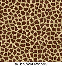 giraffe, flecke