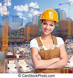 girl., anläggningsarbetare