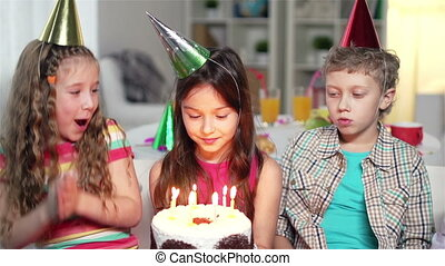 girl, anniversaire