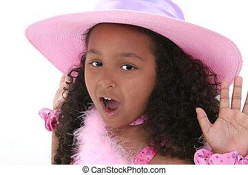 Girl Child Hat