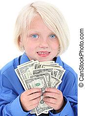 Girl Child Money