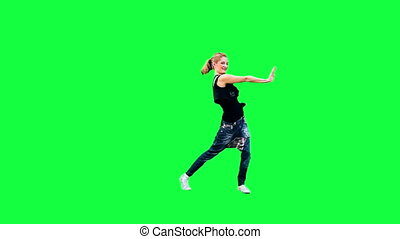 girl, danse