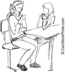 girl-friends, panca