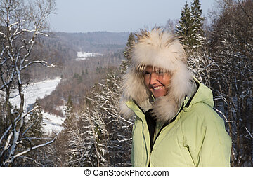 girl, hiver