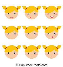 girl icons