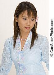 Girl In Blue 5