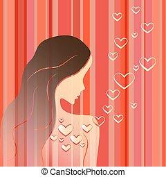 girl in love