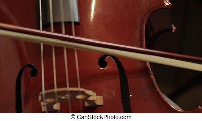 girl, jouer, violoncelle