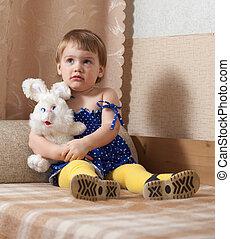 girl, jouet bébé