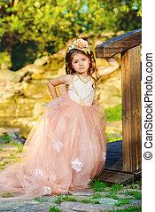 girl like a princess