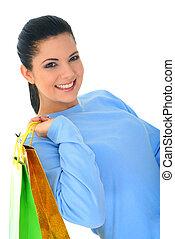 Girl Like Shopping