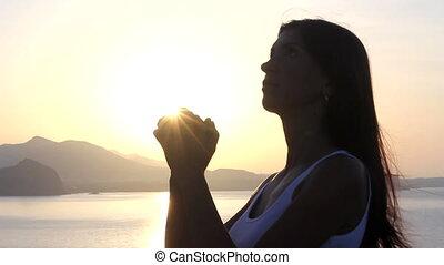 Girl Prayer