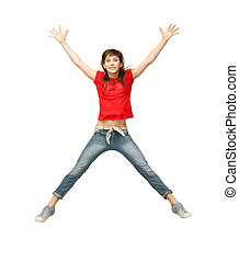 girl, sauter