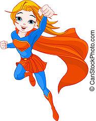 girl, super