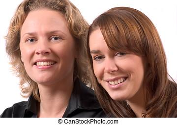 Girlfriends - Two girlfriends