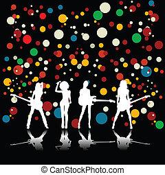 Girls band