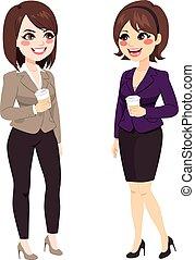 Girls Coffee Break