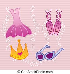 Girls Icons