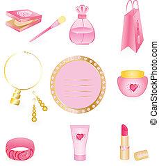 Girly Icon Set