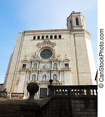 Girona Gothic Cathedral