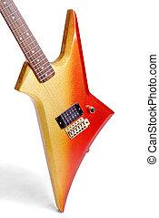 gitár, ólom